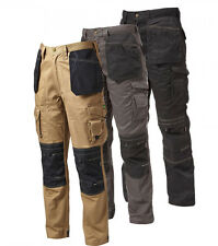 Apache Multipocket Kneepad Holster Work Industrial Trouser ALL SIZES