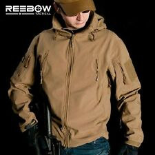 V4.0 Waterproof Soft Shell Tactical Jacket Outdoor Hunting Sports Army SWAT Mili