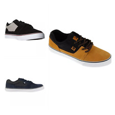 DC TONIK MENS SKATE SHOES SUEDE TRAINERS SNEAKERS CASUAL LACE UP NEW