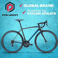 NEW 2017 Polygon Strattos S4 Shimano Tiagra Road Bike-Shimano Tiagra