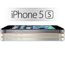 Apple iPhone 5s 64gb GSM Factory Unlocked 4G LTE iOS ROGERS BELL TELUS WIND