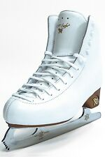 Risport RF light senior Figure Skates - 280 - COMPLETE WITH BLADES  Free Postage