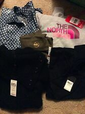 Brand New with Tags Guess, Michael Kors, BCBG, North Face Clothing Size XS, XXS