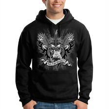 Play It Like You Stole It Guitar Wings Rock Music Hooded Sweatshirt Hoodie