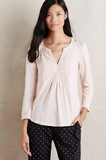 NIP Anthropologie Anona Tee by Meadow Rue Size M