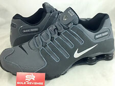 New Nike Shox NZ Running Shoes Dark Gray Anthracite 378341-059 EU PA avenue c1