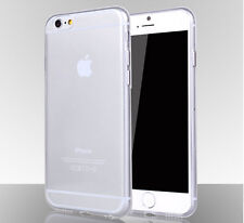 New Ultra Thin Slim Crystal Clear Soft TPU Cover Case Skin for iPhone 6 4.7/5.5