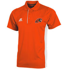 Russell Florida A&M Rattlers Orange Sideline Coaches Polo - College
