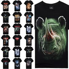 HOT New Cozy Mens Slim Fit Stylish Shirt Short Sleeve Casual T-shirts Tee Tops A