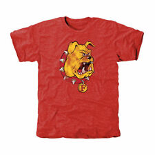 Ferris State Bulldogs Red Classic Primary Tri-Blend T-Shirt - College