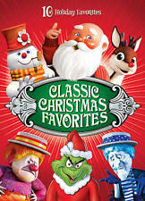 CLASSIC CHRISTMAS FAVORITES (10 HOLIDAY FAVORITES) DVD SET Used