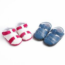 0-18M Toddler Baby Boy Girl Soft Sole Anti-slip Shoes Infant PU Sandal Prewalker
