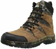 NEW Muck MWP-MOBU Woodland's Explorer all Terrain Hunting Boots Leather Camo