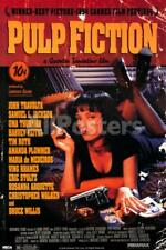 Pulp Fiction – Cover with Uma Thurman Movie Poster Wall Decor Art Home New