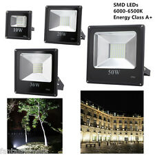 LED SMD Security FloodLight Indoor Outdoor Garden Lamp Waterproof Flood Light UK