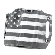 Walther - OWB Kydex Holster USA Black & White