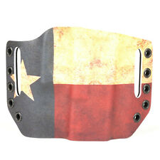 Walther - OWB Kydex Holster Texas Flag