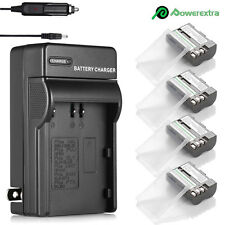2200mAh EN-EL3e Battery Pack + Charger For Nikon D50 D70 D80 D90 D200 D300s D700