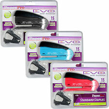 Accentra PaperPro Evo Power-Assisted One-Touch Stapler Set, 15 Sheet