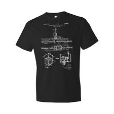 Grain Bin Top Leveler T-Shirt Patent Art Gift Farmer T-shirt Grain Silo
