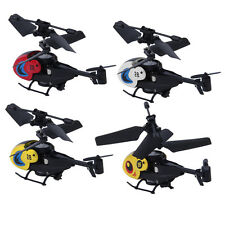 Super Mini 2.5CH Channel Micro Remote Control RC Helicopter Kids Toy Gift AU