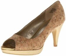 BANDOLINO Mylah Bandolino Womens Synthetic Peep-Toe Pump- Choose SZ/Color.