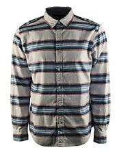 TOMMY HILFIGER 7875226 Tommy Hilfiger Mens Horizontal Striped Casual Shirt M