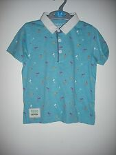 BNWT Dude Original Authentic T Shirt/Polo Shirt. Boys. Age 3-13 years