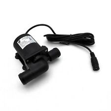 DC Water Pump 12V 24V Electric Submersible Pump for Fountain Water Circulating