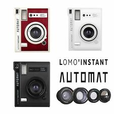 Lomography Lomo' Instant Automat Film Camera F/8,F/22 Lens Kit