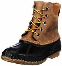 SOREL NM1704 Mens Cheyanne Lace Full Grain Rain Boot- Choose SZ/Color.
