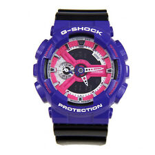 Casio G-SHOCK STANDARD Mens Analog-Digital Watch Sport Black GA-110NC-6A