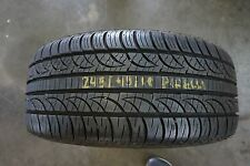 245 45 19 Pirelli PZERO NERO 102  H Used take off tire 102 H