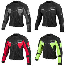 Speed & Strength Mens Power and Glory Mesh Motorcycle Jacket - Pick Size & Color
