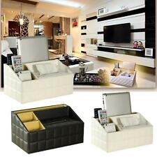 New Storage Box Organizer Holder for phone remote control makeup decor gift TS1