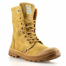 Ladies Womens Walking Hiking Trail Lace Up Combat Army Ankle Boots Shoes Size