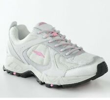 Avia Womens Running Shoes 5821 trail gray light pink man made size 6 11 NEW