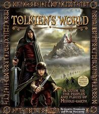 Tolkien's World: A Guide to the Peoples and Places of Middle-Earth, Hanrahan, Ga