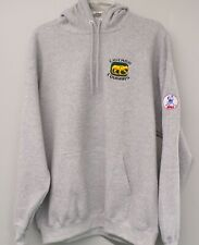 Chicago Cougars WHA Hockey Embroidered Hooded Sweatshirt S-6XL Blackhawks New!