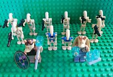 Lego Star Wars The Battle of Naboo 7929 12 minifigs complete with accessories