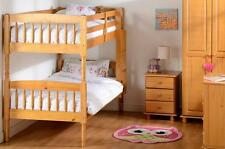 3ft Single Albany bunk bed with Mattress Option   Single Wooden Pine Bunk bed