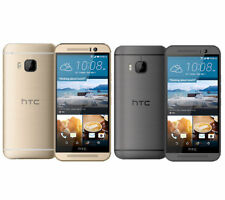 "5.0"" HTC One M9 32GB GSM Unlocked AT&T 4G LTE Android 20MP Quad Core Smartphone"
