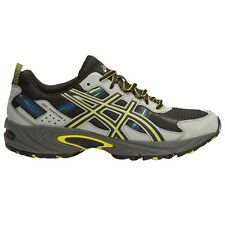 Asics Gel Venture-5 MEN'S TRAIL RUNNING SHOES,GREY/YELLOW-Size US 10, 10.5 Or 11