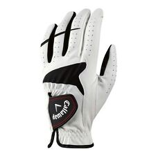 Callaway XTT XTREME GOLF GLOVE TWIN PACK WHITE,Left Hand-X Large Or Medium/Large