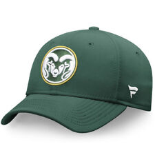 Fanatics Branded Colorado State Rams Green Elevated Core Speed Flex Hat