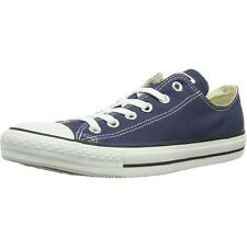 Converse Chuck Taylor All Star Dark Navy Textile Trainers
