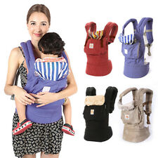 *NEW TYPE* Professional Baby Carrier Sling Wrap Pouch Newborn Infant Backpack
