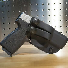 Kydex Concealment IWB Gun Holsters BLACK For SCCY CPX 1,2 Handguns