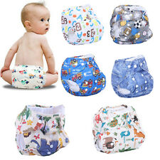 Washable Baby Infant Kids Newborn Adjustable Reusable Nappy Cloth Diapers Cover