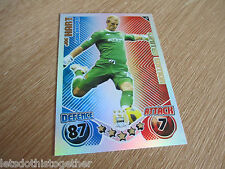 Match Attax Attack 2010/2011 L5 Joe Hart Limited Edition 2010-11 MINT 10/11